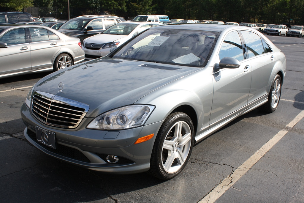 2008 mercedes benz s class s550 4d sedan diminished for Mercedes benz s550 pictures