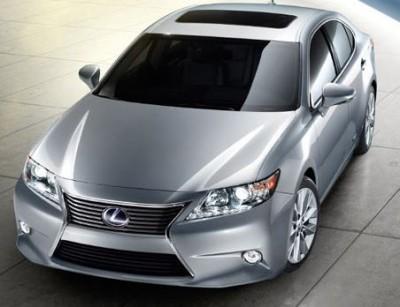 2014-Lexus-ES Hybrid-Lease-Special