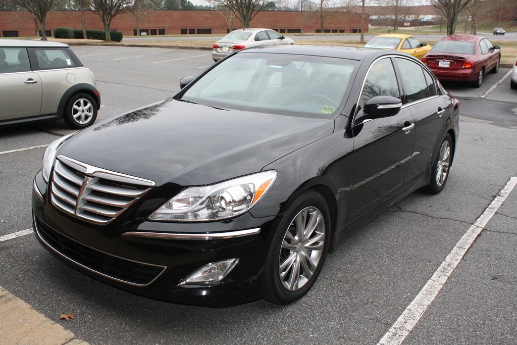 Black Book Car Values >> 2012 Hyundai Genesis | Diminished Value Car Appraisal