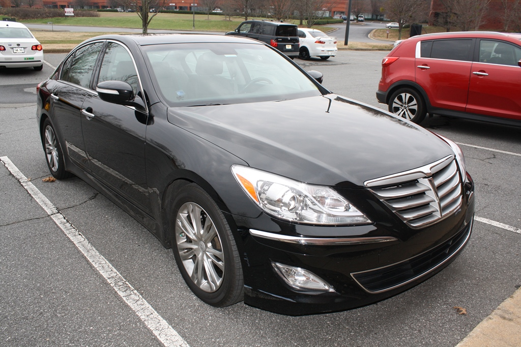 2012 hyundai genesis diminished value car appraisal. Black Bedroom Furniture Sets. Home Design Ideas