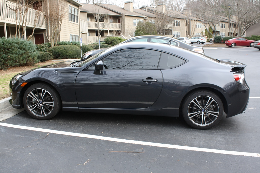Trade In Value Car >> 2013 Subaru BRZ | Diminished Value Car Appraisal