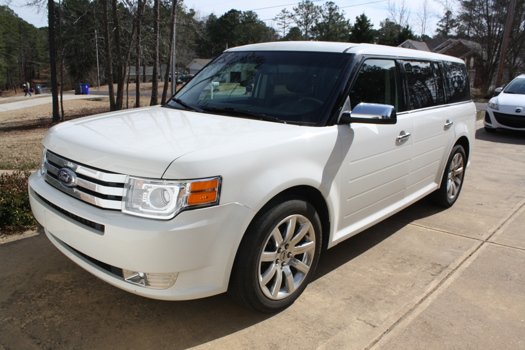 Diminished Value Calculator  Ford Flex Limited D Utility