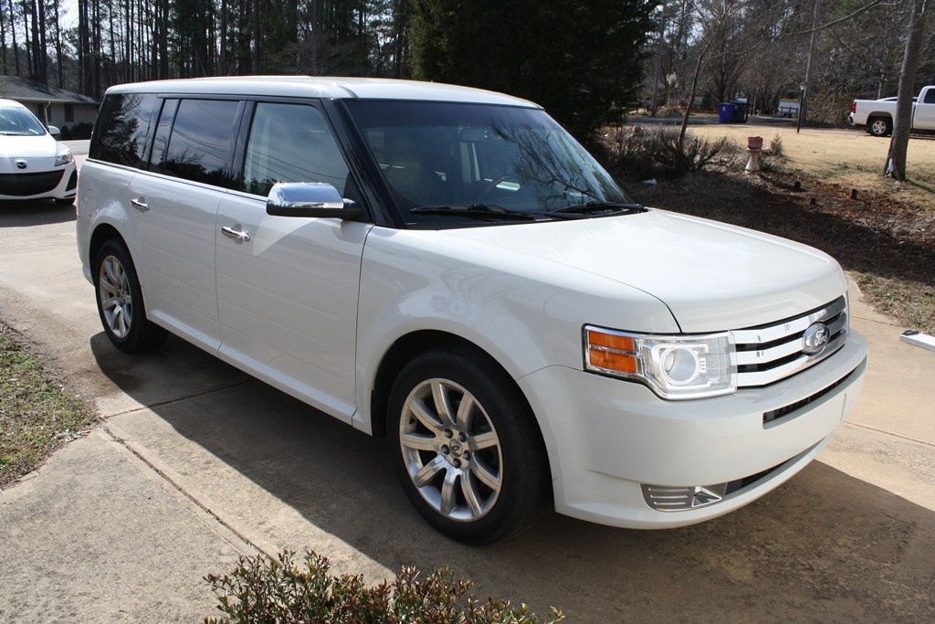 Diminished Value Calculator >> 2011 Ford Flex Limited | Diminished Value Car Appraisal