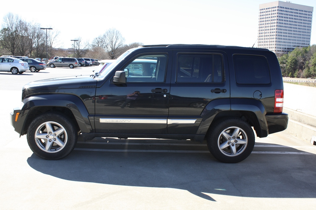 2011 jeep liberty limited diminished value car appraisal. Black Bedroom Furniture Sets. Home Design Ideas