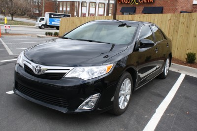 2014 toyota camry xle diminished value car appraisal. Black Bedroom Furniture Sets. Home Design Ideas