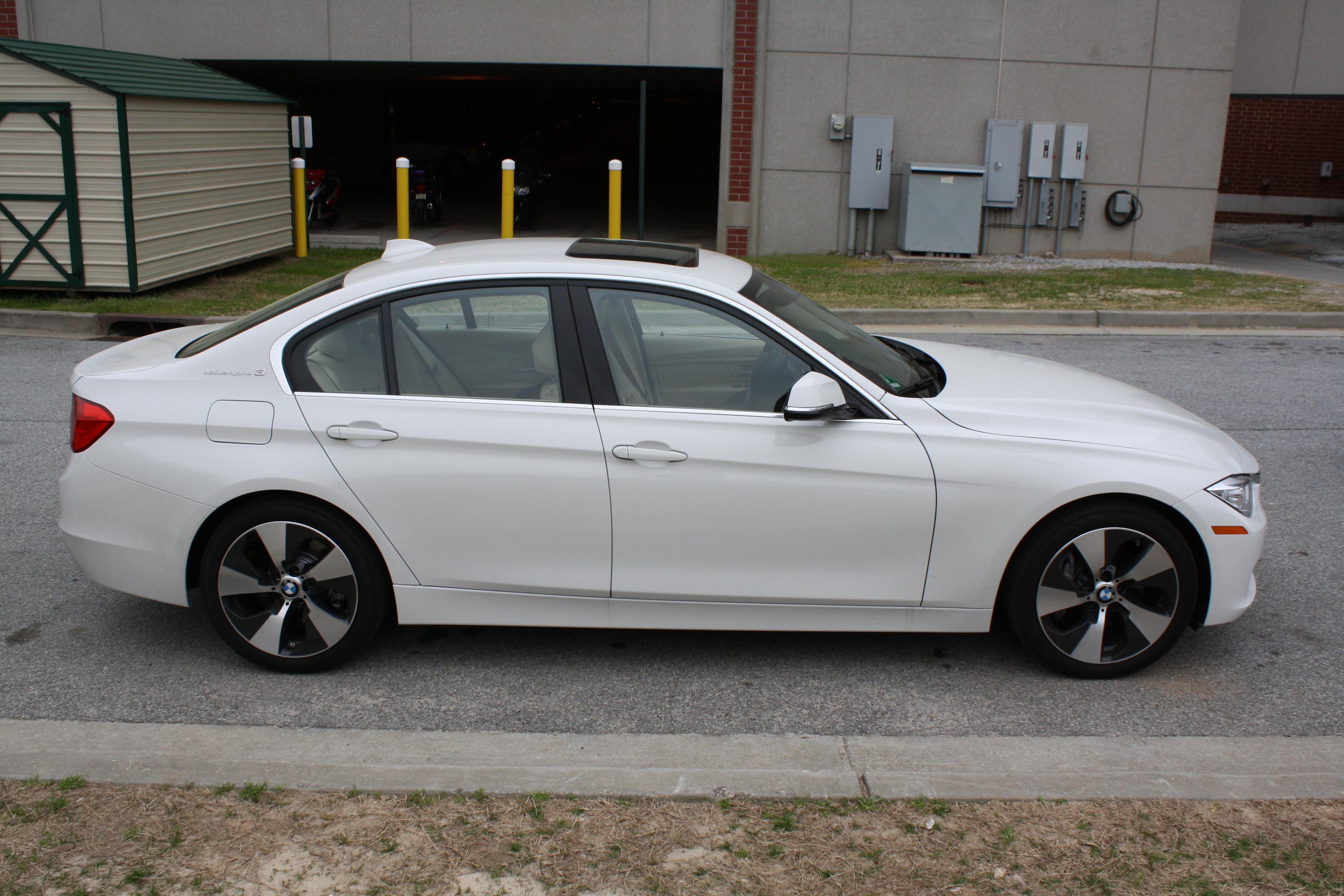 2013 BMW 335i Hybrid   Diminished Value Car Appraisal