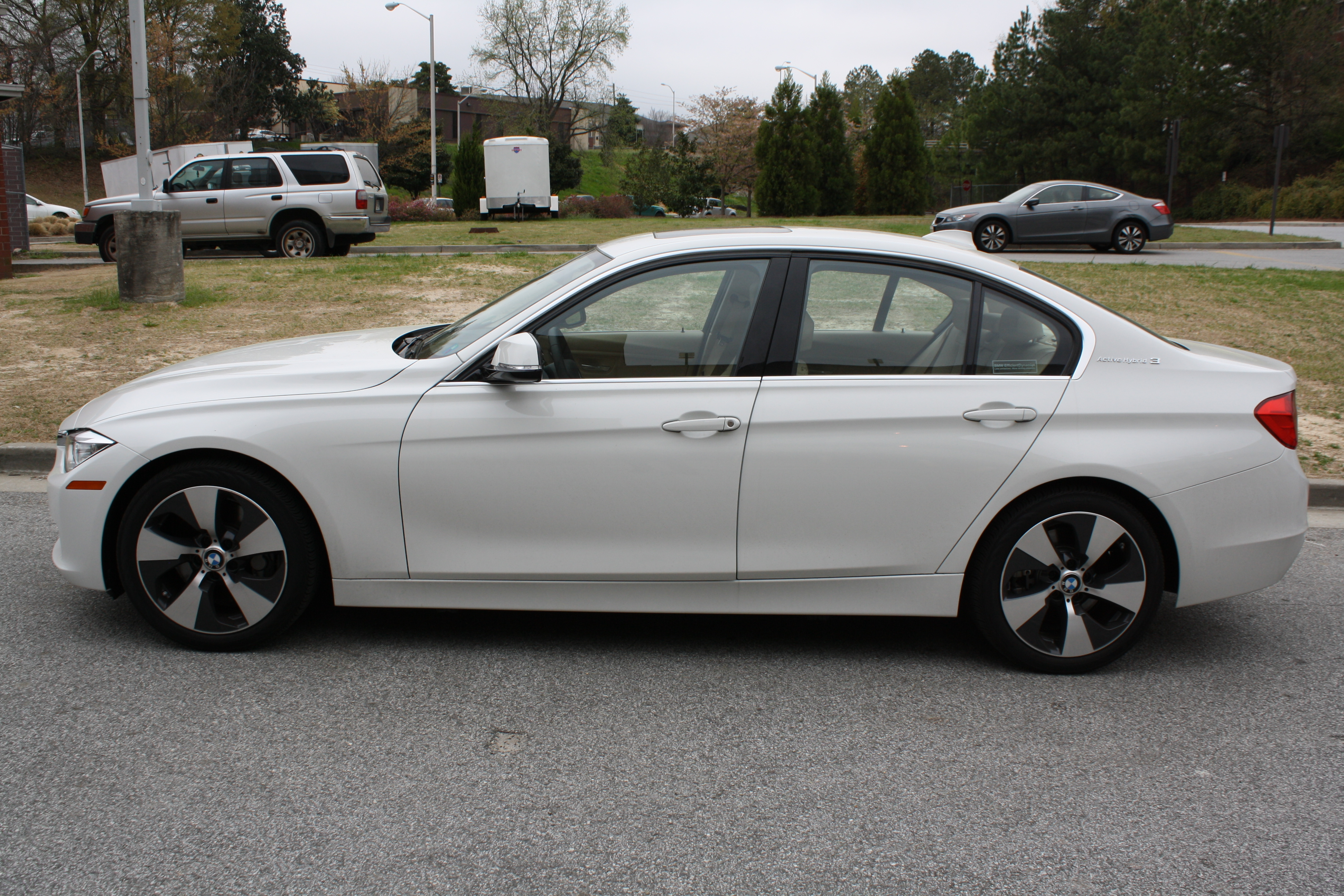 BMW I Hybrid Diminished Value Car Appraisal - Bmw 335i hybrid