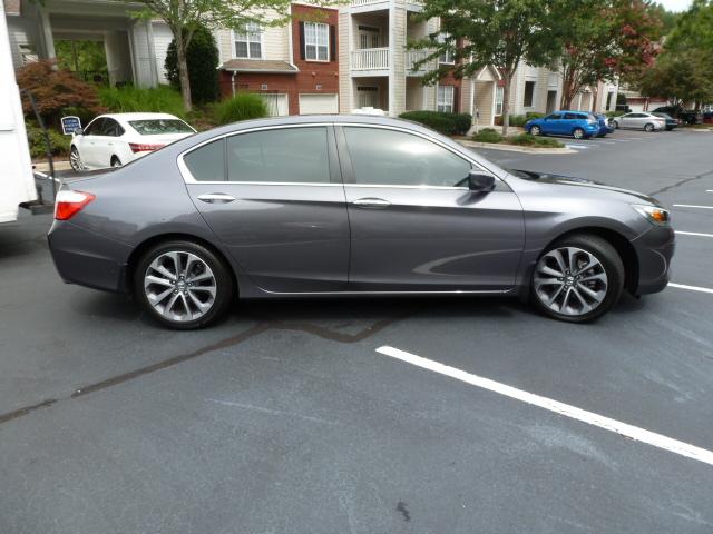 2014 Honda Accord Sport   Diminished Value Car Appraisal