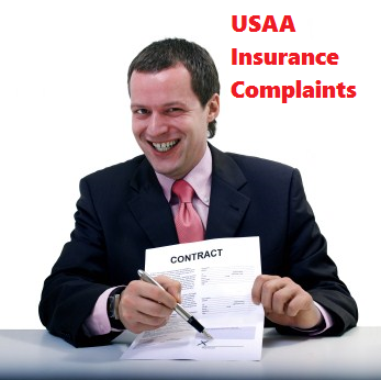 USAA Executive Office Complaints | Diminished Value Car ...