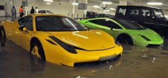 Flooded-Ferrari