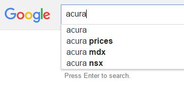 google-auto-search-trends-acura-april-2016