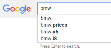 google-auto-search-trends-bmw-2016