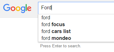 google-auto-search-trends-ford-2016