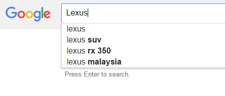 google-auto-search-trends-lexus-2016