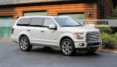 25 Cars Worth Waiting For In The Future 2018 Ford Expedition Lincoln Navigator
