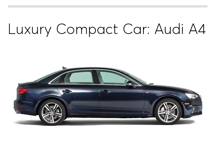 Best Luxury Compact Car 2018 Audi A4