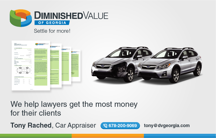 Diminished-Value-Georgia-GTLA-Auto-Torts